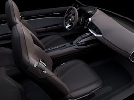 Kia Novo Concept Interior 2