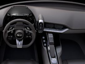 Kia Novo Concept Interior 3