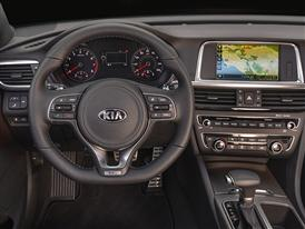 2016 Kia Optima SXL 6