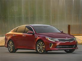 2016 Kia Optima SX 2