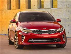 2016 Kia Optima SX 3