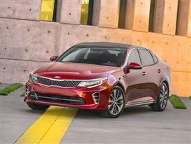 2016 Kia Optima SX 8