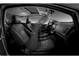 Enhanced Kia Rio - Interior 1