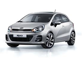 Enhanced Kia Rio - Exterior 14