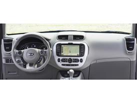 Kia Soul EV Cockpit