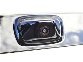 Kia Soul EV Rear View Cam