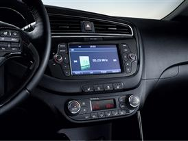 2016 Kia cee'd - interior 2