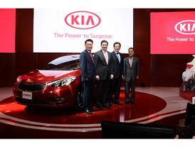 Kia Motors holds official brand launch ceremony in Mexico 3