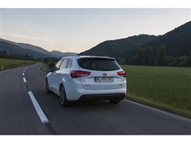 cee'd Sportswagon GT (Dynamic) 4