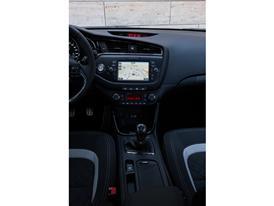 cee'd Sportswagon GT (Interior) 6