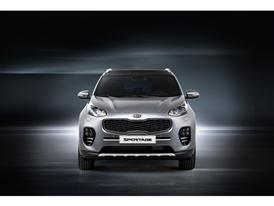 All-New Sportage Front General Markets