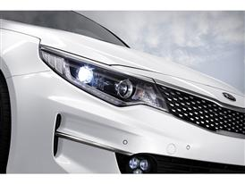 New Kia Optima - Exterior 3