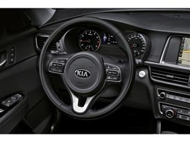 New Kia Optima - Interior 2