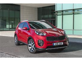 New Sportage Exterior Static 04