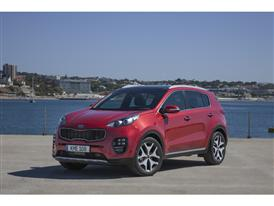 New Sportage Exterior Static 08