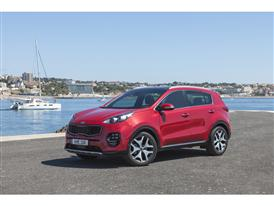 New Sportage Exterior Static 10