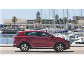 New Sportage Exterior Static 11