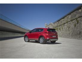 New Sportage Exterior Static 15