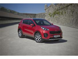 New Sportage Exterior Static 19