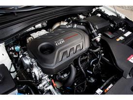 All-new Optima Turbo GDI Engine