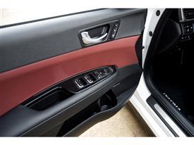 All-new Optima Interior Detail