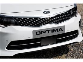 All-new Optima Exterior Detail