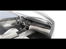 Next generation Kia Cadenza - Interior Rendering