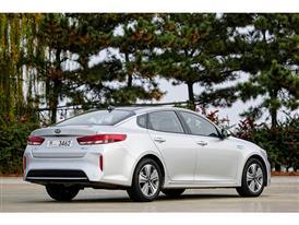 All-new Optima Hybrid (Korea Spec K5 Hybrid) 3