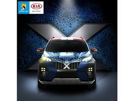 Kia Sportage X-Car 1