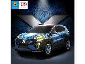 Kia Sportage X-Car 2