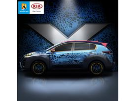 Kia Sportage X-Car 4