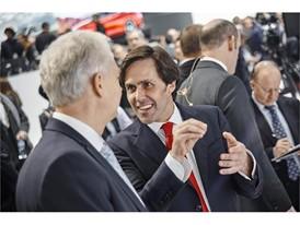 Kia Motors Press Conference at Geneva Motor Show 2016