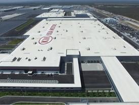 Kia Motors Mexico Manufacturing Plant