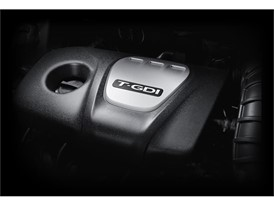 Kia Soul SX Trim engine