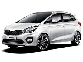 Enhanced 2017 Kia Carens