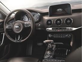 Kia Stinger GT Interior (3)_EU Spec