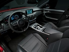 Kia Stinger GT Interior (2)_US Spec