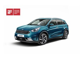 2017 iF Design Award Kia Niro