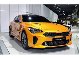 Kia Stinger at Seoul Motor Show 5