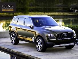 Kia Telluride concept IDEA Bronze 2017 1