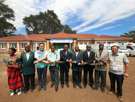 Kia hands over secondary school and healthcare center to local communities in Tanzania and Malawi