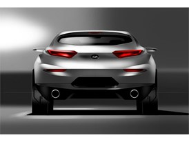 Kia Stonic Early Design Sketch