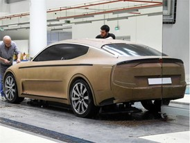 Kia Stinger - The Making