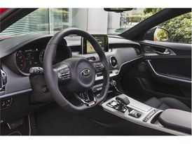 Kia Stinger interior