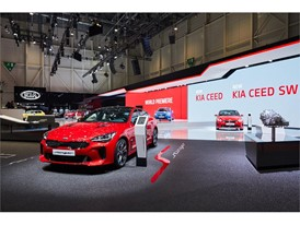 Kia at Geneva 2018