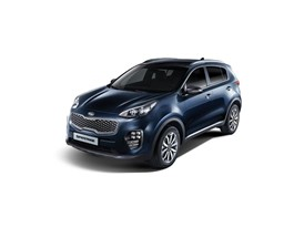 Kia Sportage 4th Generation