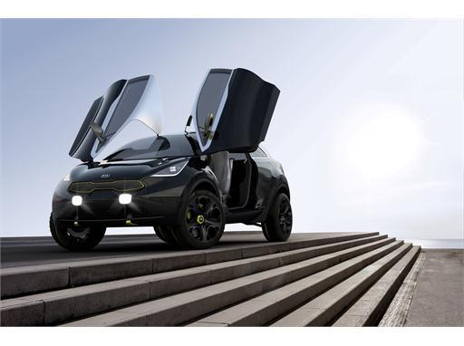 Kia Niro concept 4