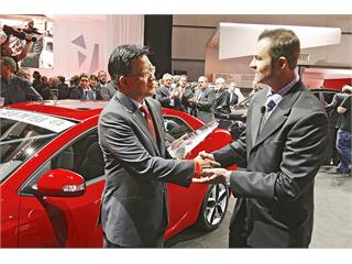 "Kia Forte Named ""Car Of The Year"" by NADAguides.com"