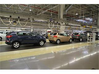 Record Year for Kia's European Production Facility