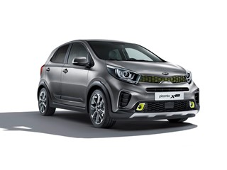 Turbocharged Engine and Crossover-Inspired Design for All-New Kia Picanto X-Line